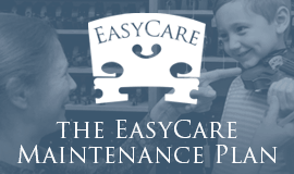 EasyCare logo and link
