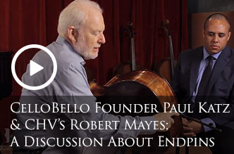 Paul Katz and Carriage House Violins: A Discussion About Endpins