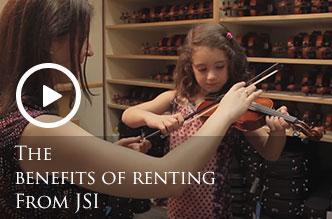 Benefits of renting from JSI video