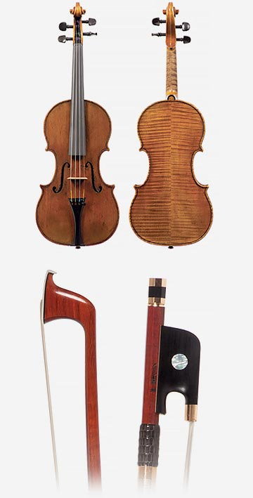 Violin and Bow Facts